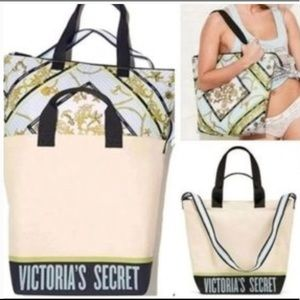 NWT Victoria's Secret 2 in 1 cooler thermal tote